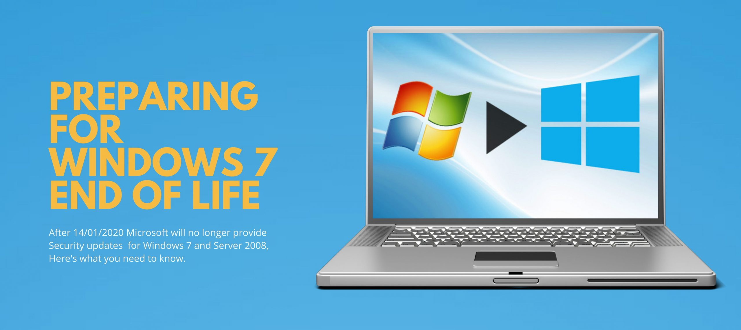 Windows 7 Support in Windows Virtual Desktop: Things to Know