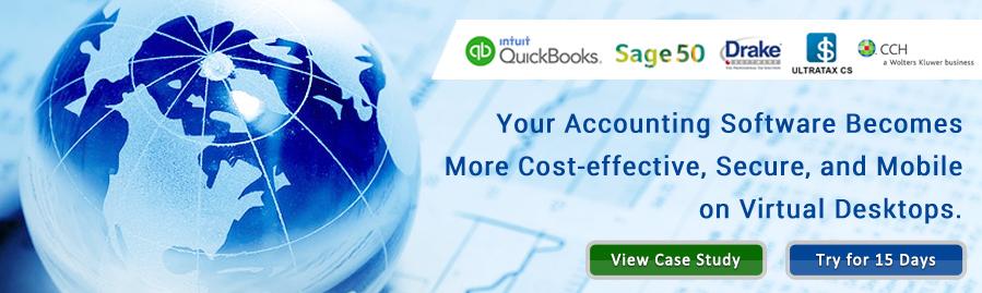 Desktop Accounting Software Online | CloudDesktopOnline