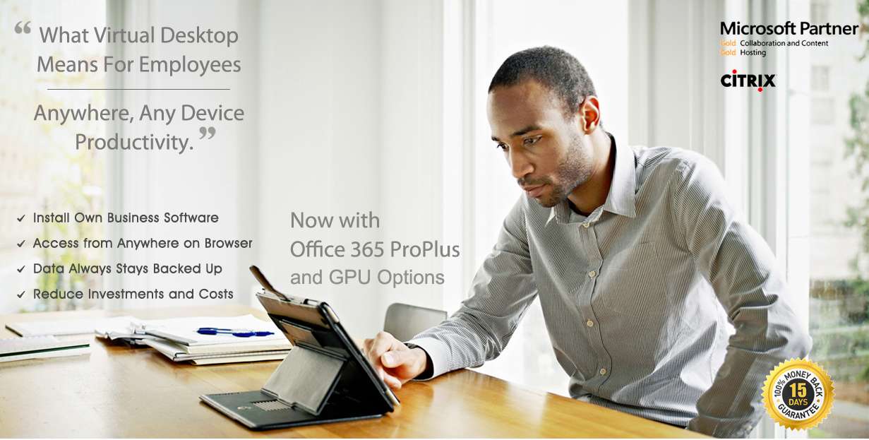 Desktop Virtualization Benefits